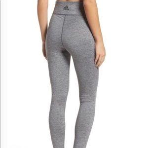 Adidas Climalite Grey Leggings - XS